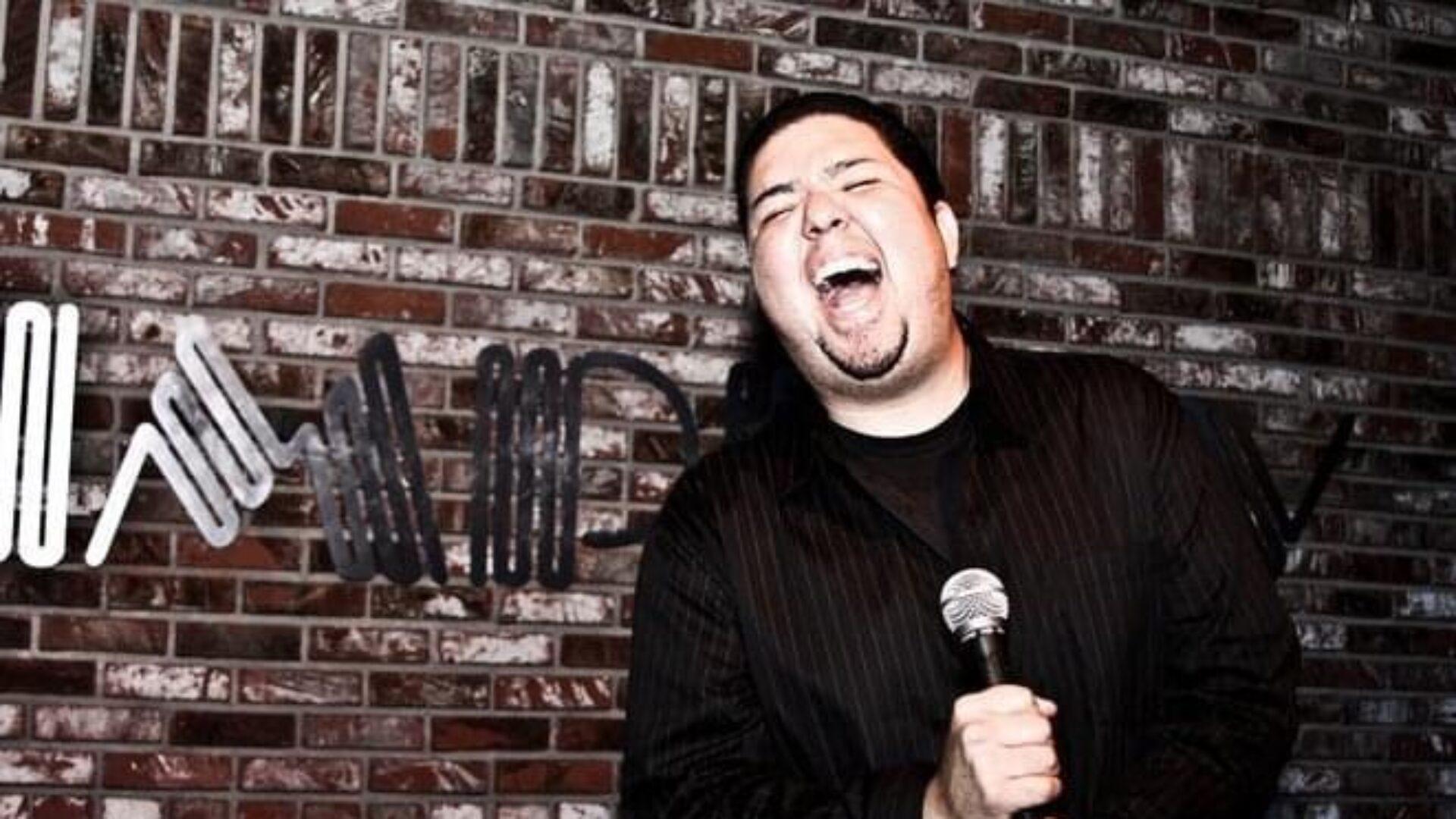 Comedian Hoozay