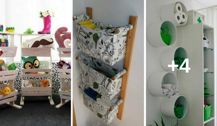 7 ideas fáciles y económicas que puedes hacer desde ya para ordenar y decorar a la vez tu hogar