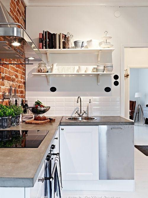 Cocinas muy bonitas y muy ordenadas