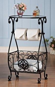 Muebles para el papel higiénico