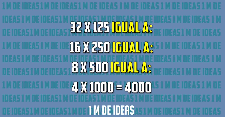 Para hacer multiplicaciones complejas