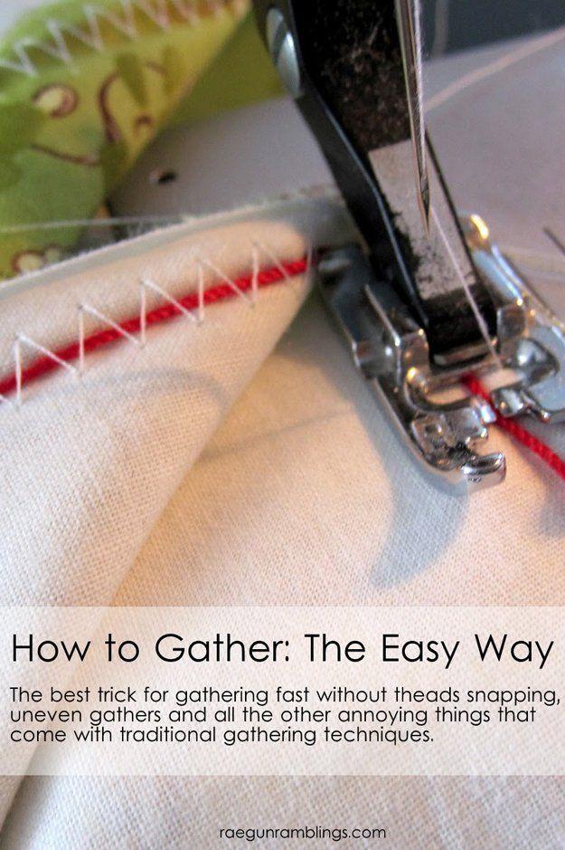 Unión de telas con hilo crochet