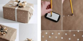 8 ideas express para envolver un regalo para cualquier ocasión