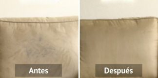 Aprende a limpiar tu sofá o sala de manera fácil con ingredientes que tienes en casa