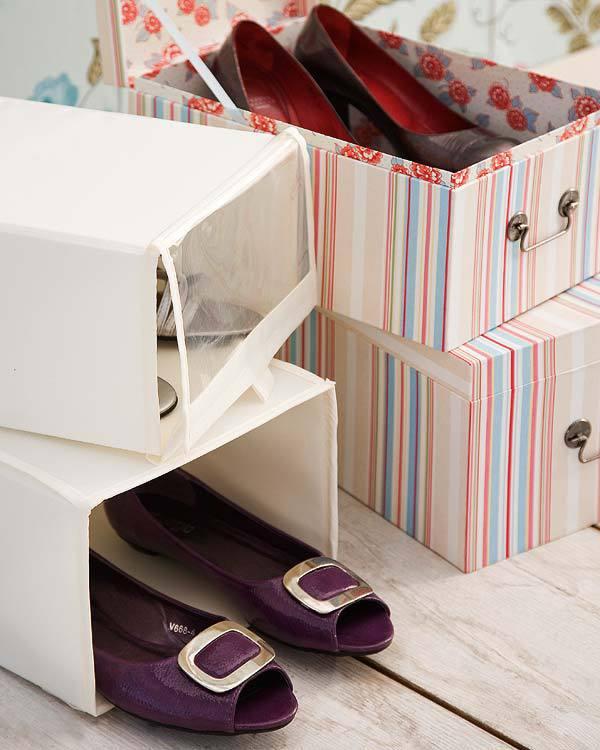 Recicla las cajas de cartón