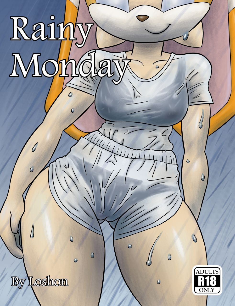 Sonic-the-hedgehog-Furry-Porn-Comics-For-Her-Tails-the-fox-Gentle-Sex-Make-Love-to-Cream-The-Rabbit-Creature-Cuties-blowjob-Hentai-Artist-loshon-Wet-Clothes-Female-Orgasm-Rainy-Monday