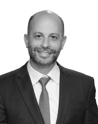 Retrato do associado Bruno Mastriani Simões Tuca
