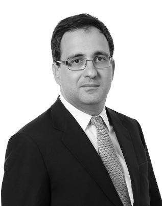 Retrato do associado Pedro Whitaker de Souza Dias