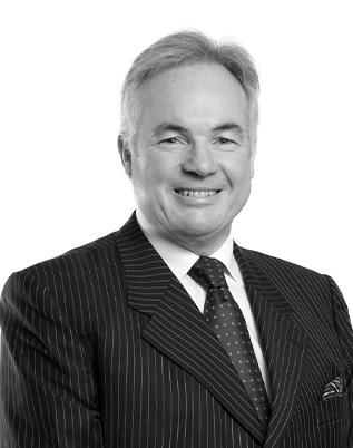 Retrato do associado Stephen Charles o Sullivan