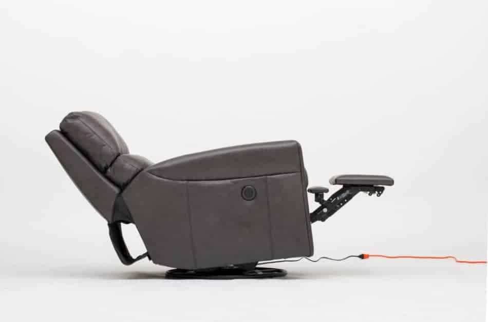 heavy duty electronic recliner for big and heavy people
