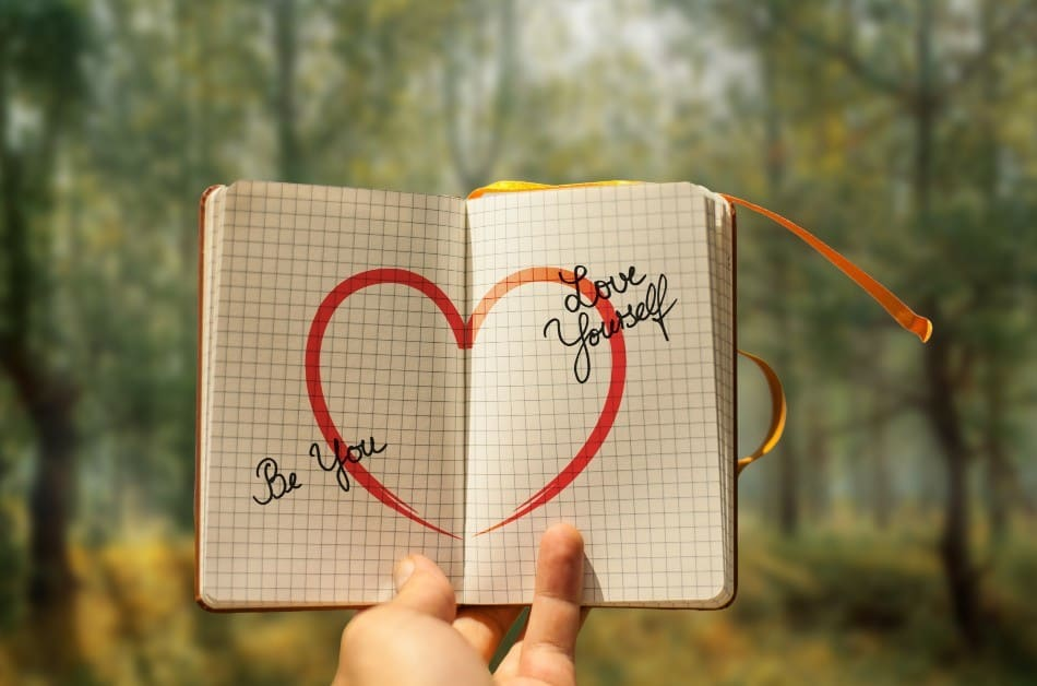 self love exercises journal featured image