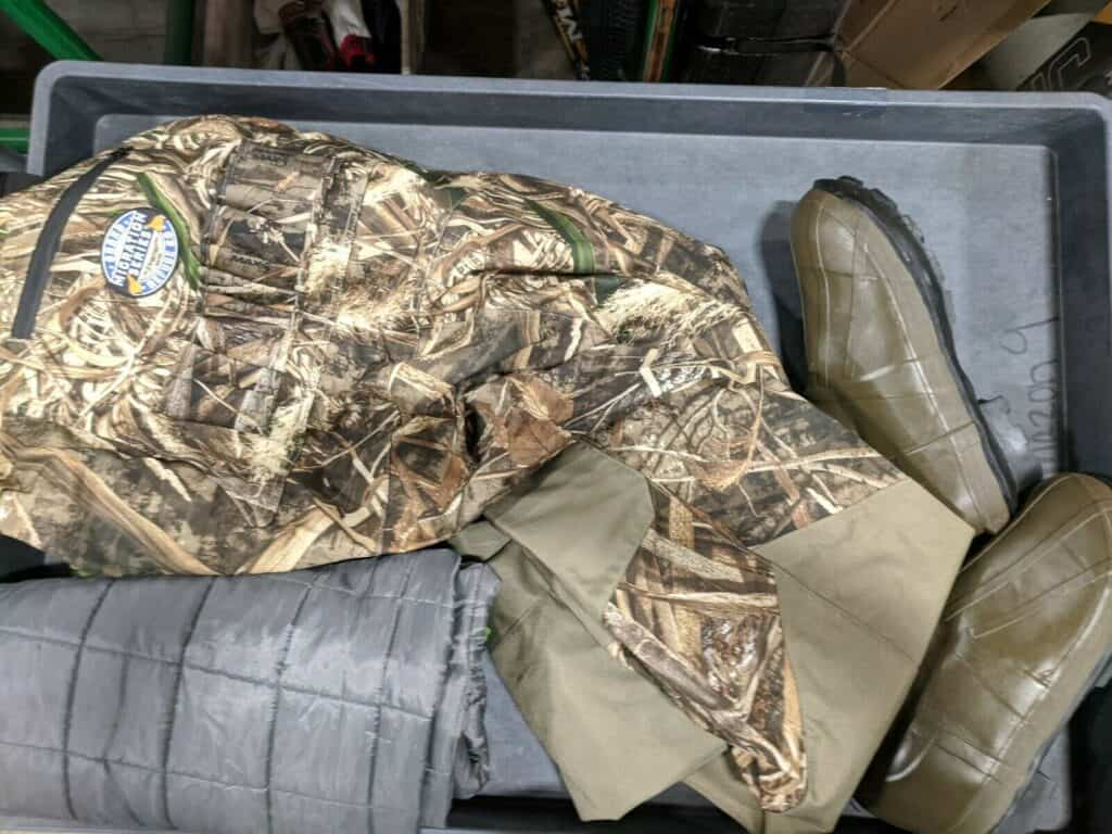 Overview of waders for big and heavy guys