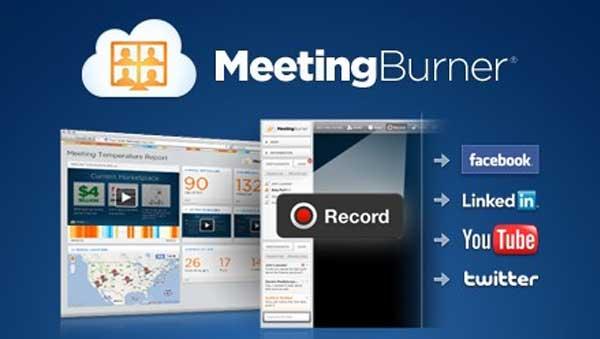Webinars 101, meetingburner