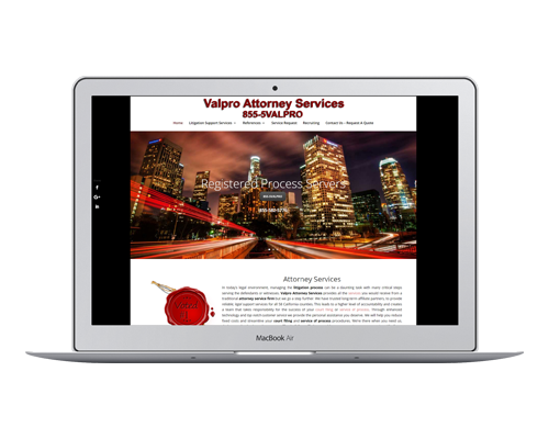 Valpro Attorney Services
