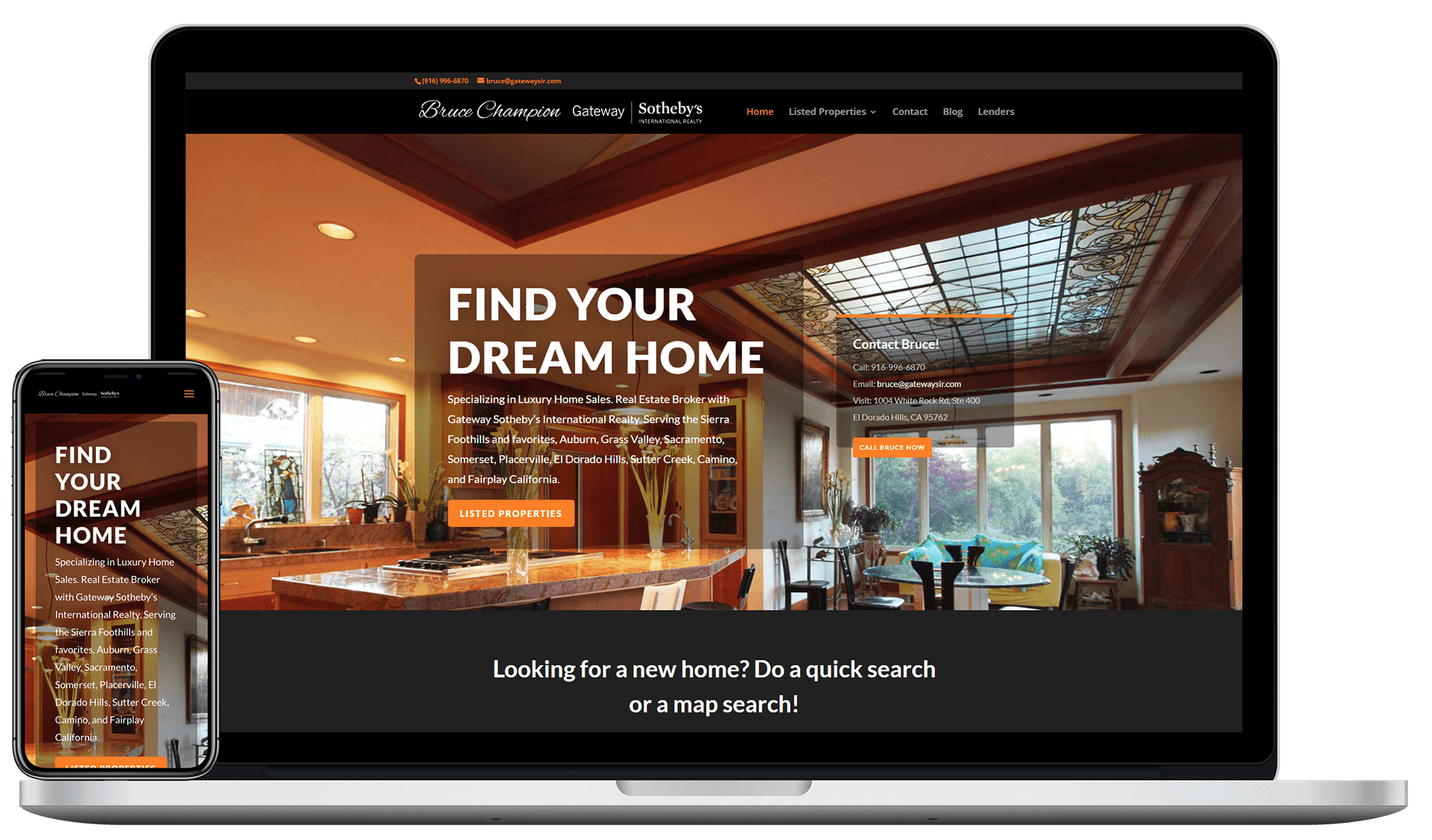 Blue Frog Web Design makes the Best Real Estate Websites! Are you a licensed Real Estate Broker who needs a modern website? Call us today!  #RealEstateWebsites #WordPress. #ResponsiveDesign. #SEO. #MobileFriendly. #Marketing. #GraphicDesign