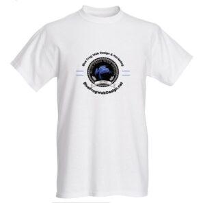 Graphic Design, Shirt Design - Blue Frog Web Design