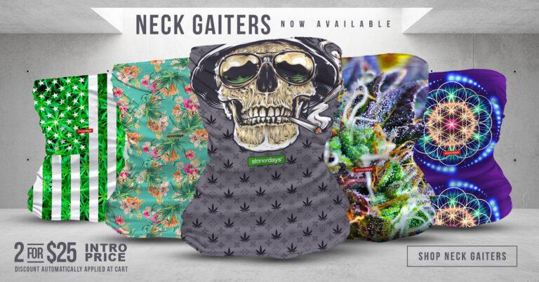 Cannabis-Neck-Gaiters