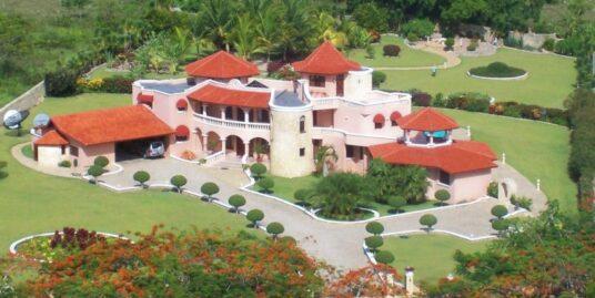 Tropical Dream Villa with Ocean View