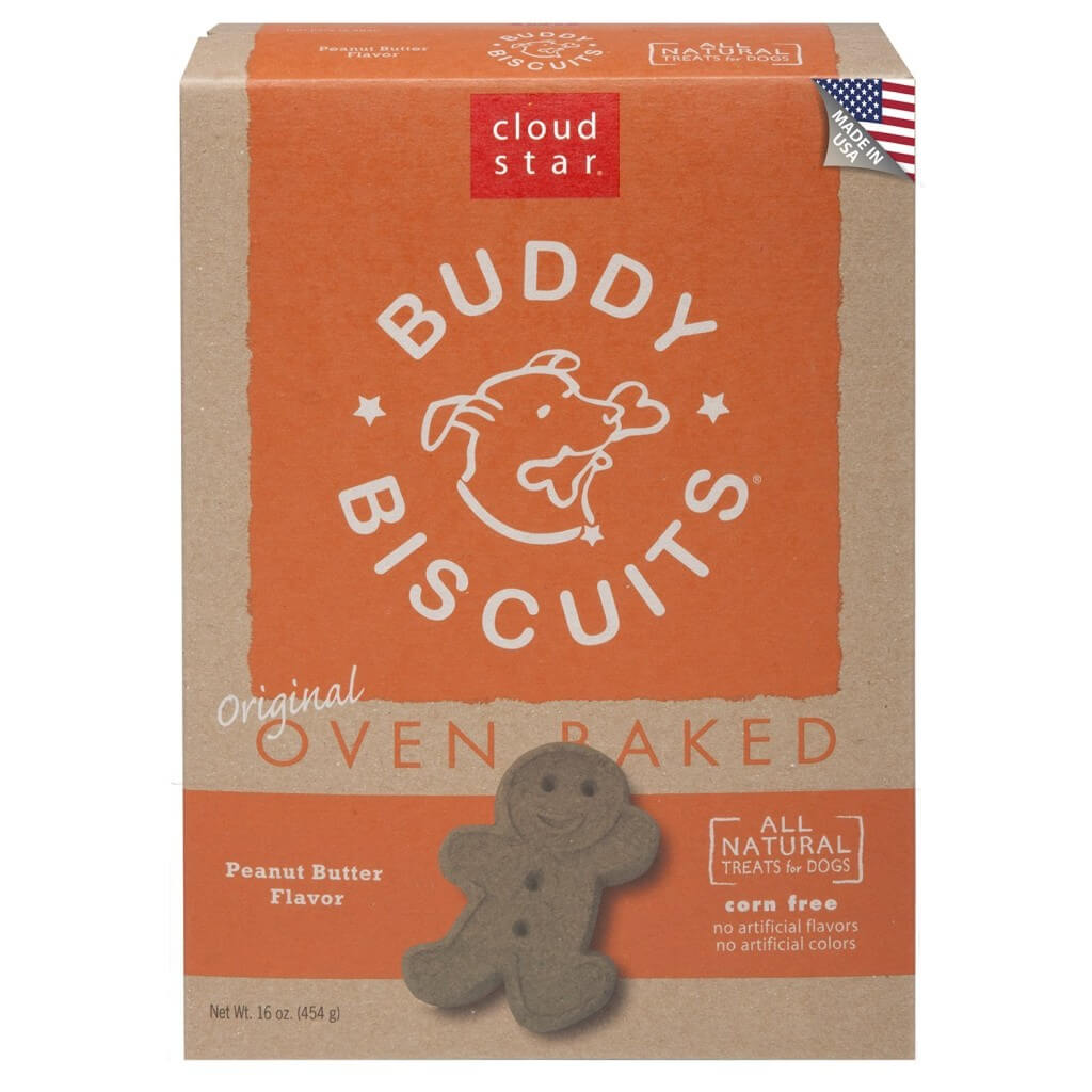 Cloudstar Buddy Biscuits