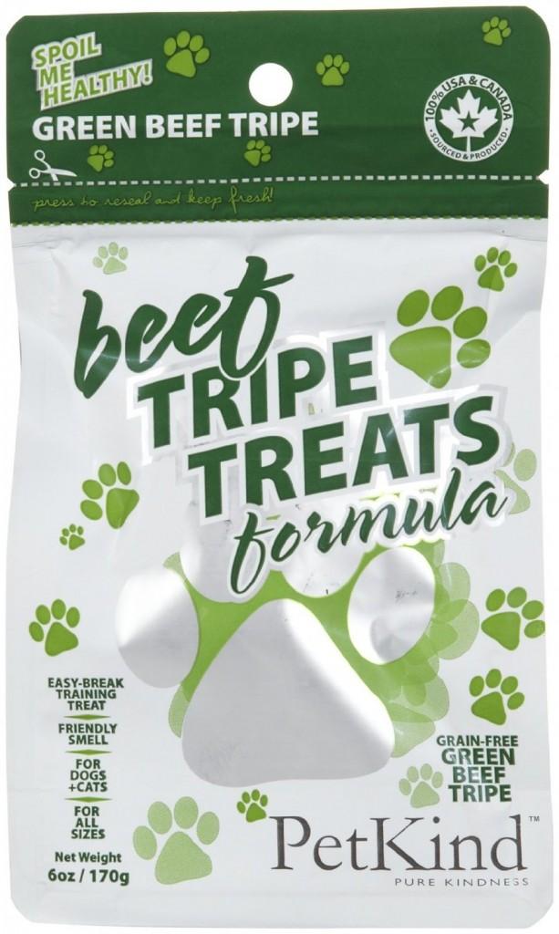 Pet Kind Green Beef Tripe Treats