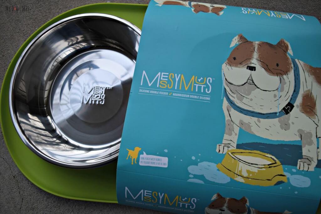 MyDogLikes Messy Mutts Dog Bowl Giveaway!
