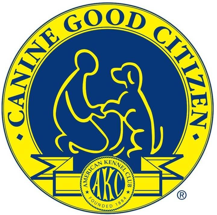 American Kennel Club Canine Good Citizen logo