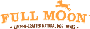Full Moon Dog Treats Logo