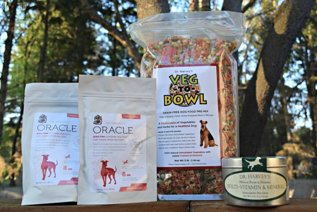 Visit MyDogLikes for weekly contests and giveaways of our favorite dog products!