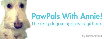 Paw Pals With Annie Logo