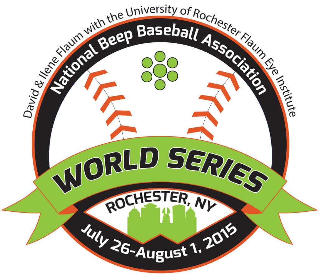 The 2015 World Series of Beep Baseball was held right in our backyard of Rochester, NY!