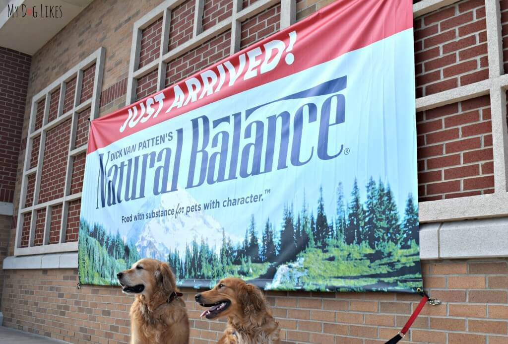 PetSmart is expanding their selection of some of the best dog food on the market with the introduction of Natural Balance!