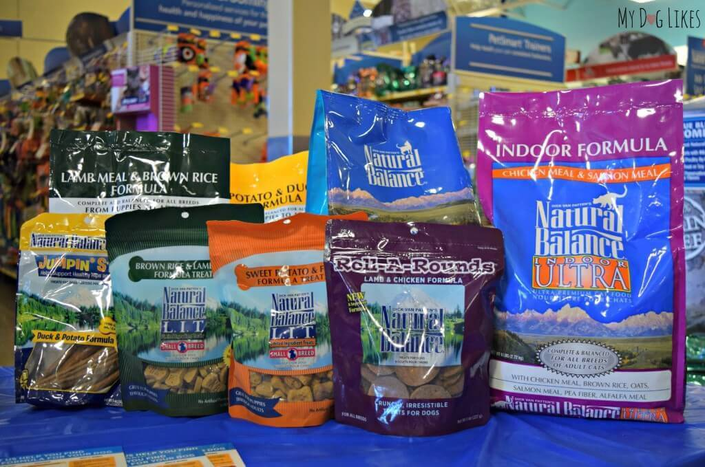 Natural Balance Treats come in a wide variety of forms and flavors and can now be purchased at your local PetSmart!