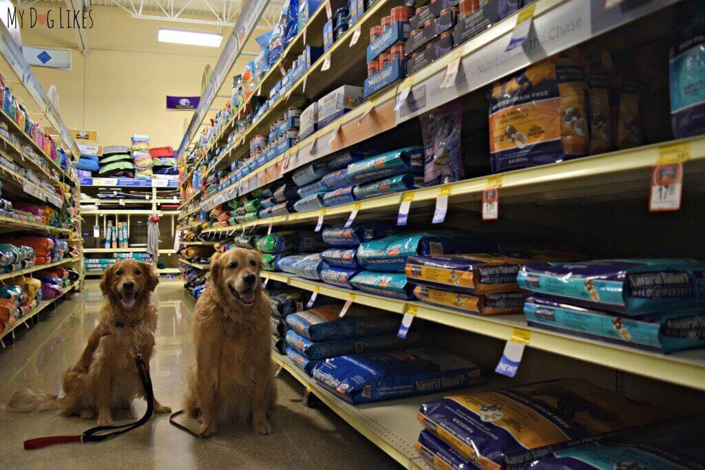 Did you know that Natural Balance premium dog food is now available at PetSmart?!