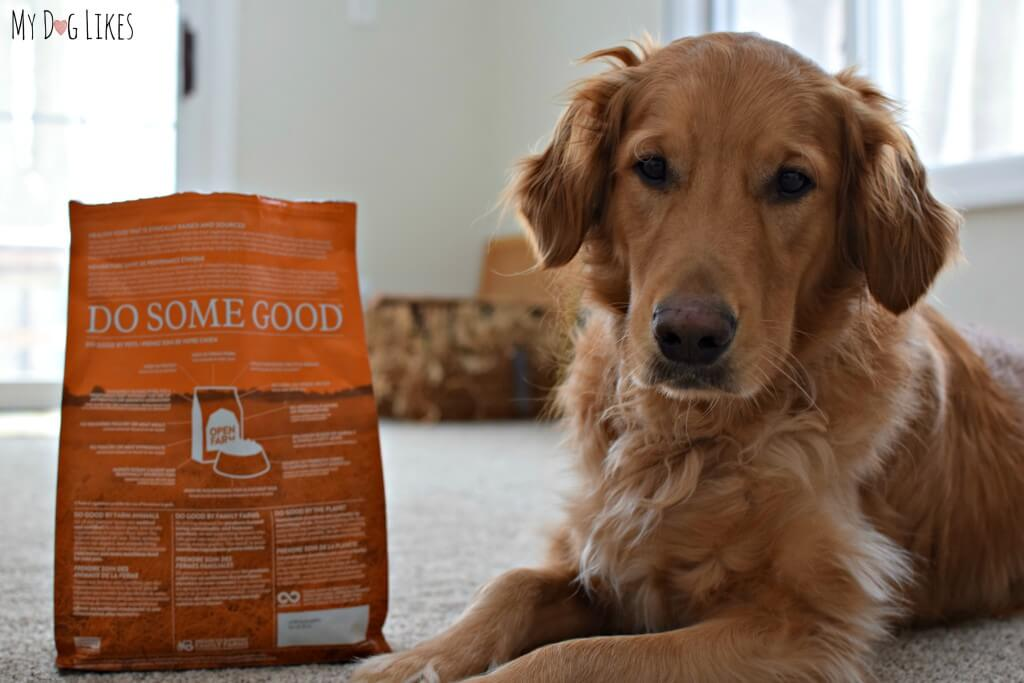 Open Farm uses only certified humane meats in their dog food.