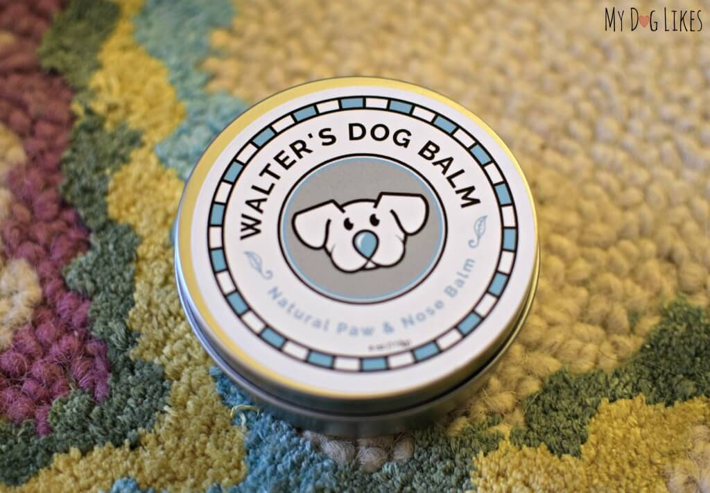 Walters Dog Balm - Paw and Nose Balm for Dogs