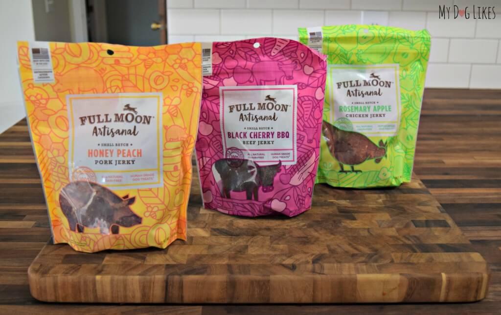 Full Moon Artisanal - American made dog treats