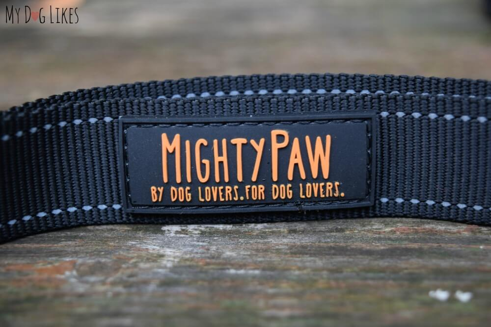 MightyPaw makes a wide variety of highly functional dog accessories like collars, leashes and harnesses.