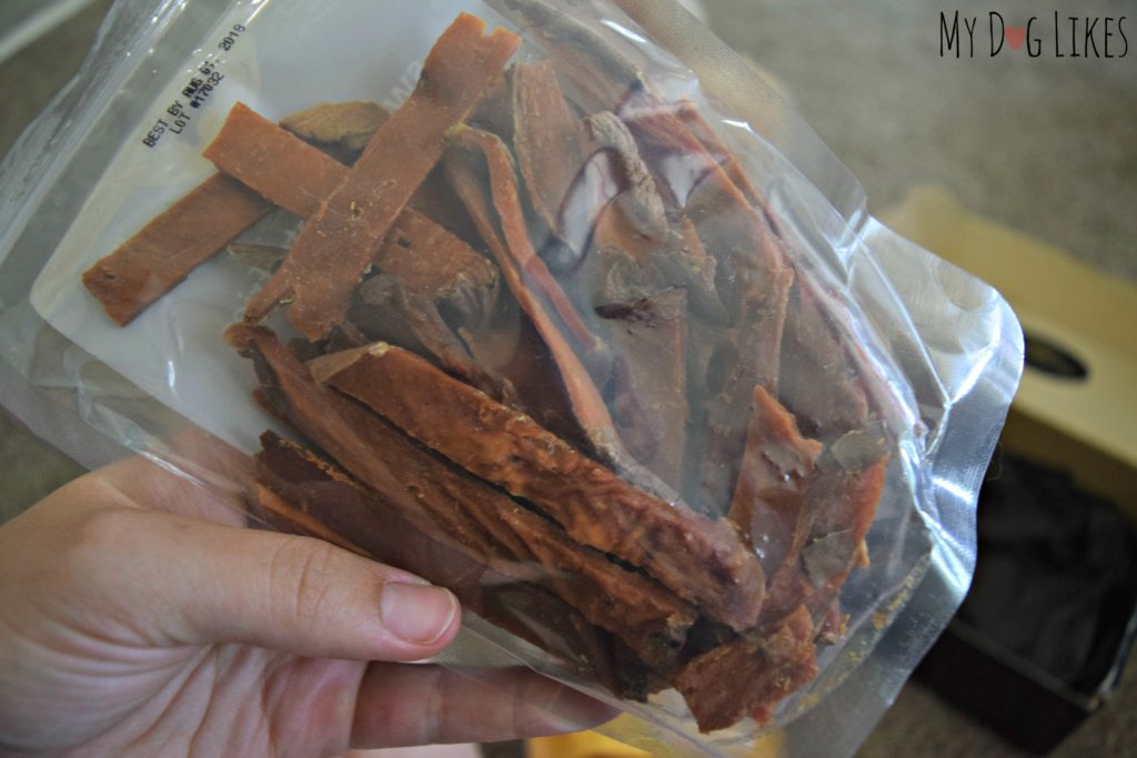 Treat Simple Sweet Potato Fries