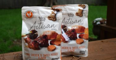 MyDogLikes reviews Vita Bone Artisan Inspired Dog Biscuits