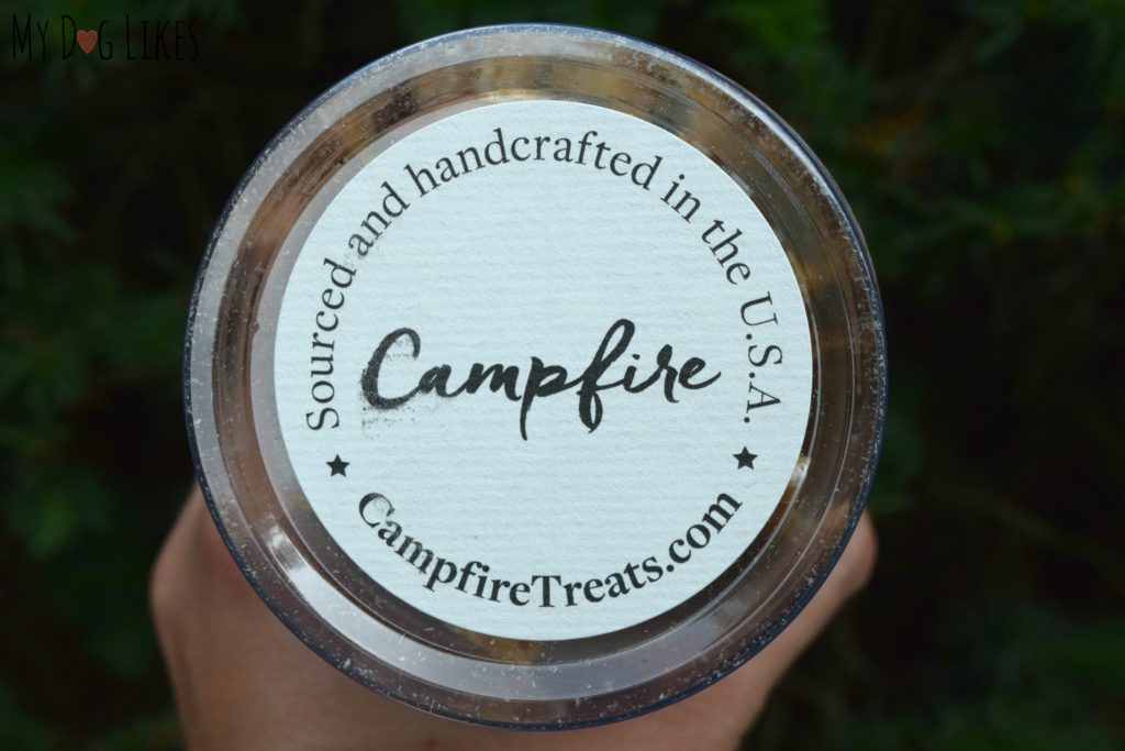Campfire Treats are sourced and processed in the USA