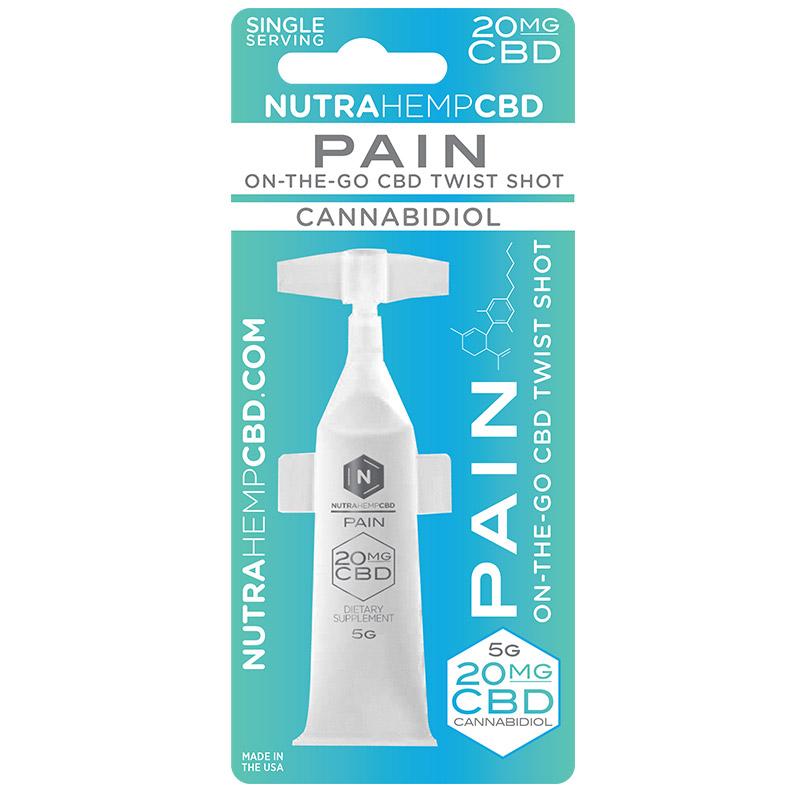 NutraHempCBD Pain Twist