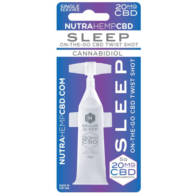 NutraHempCBD Sleep Twist