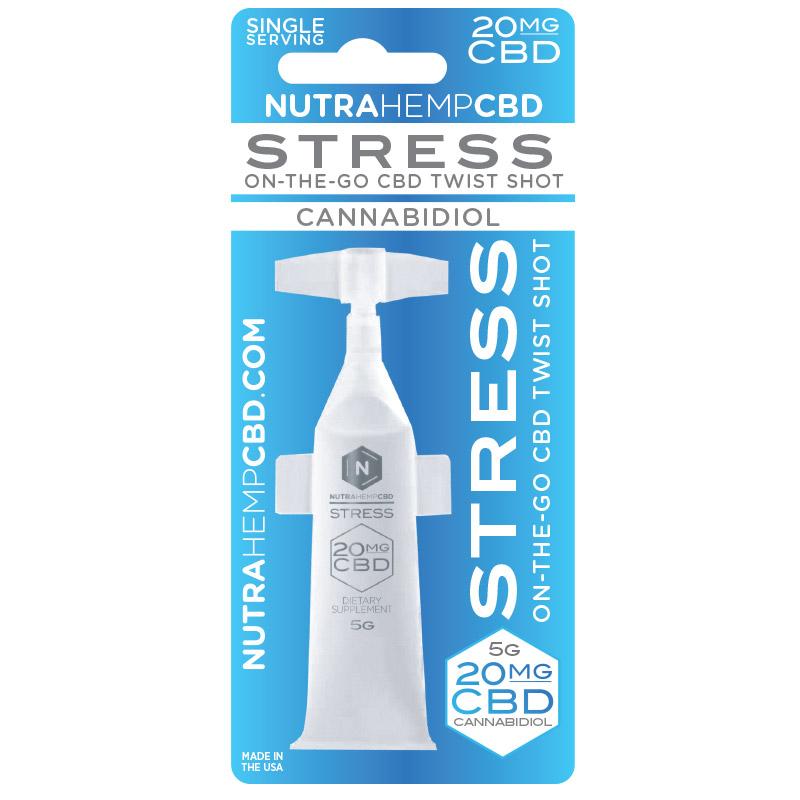 NutraHempCBD Anti-Stress Twist