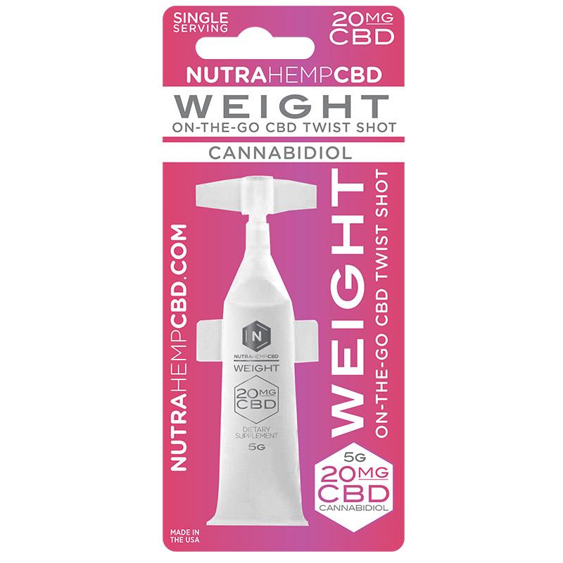 NutraHempCBD Weightloss Twist