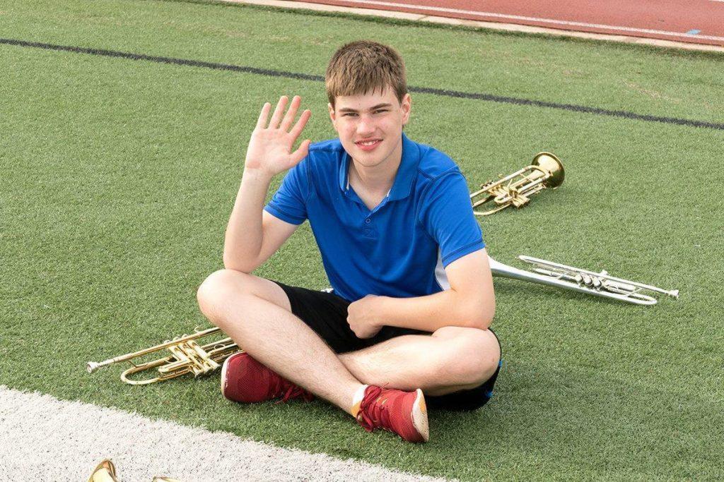Hunter Garrett - ASD Ascend 2021 Autism College Scholarship Winner