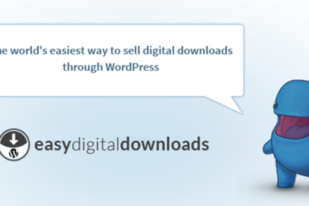 Sell with WordPress | Easy Digital Downloads Plugin Review