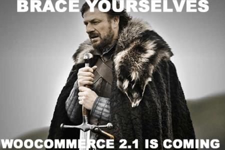Sell with WordPress | WooCommerce 2.1 Preview