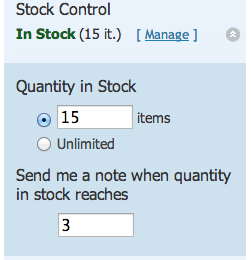 Sell with WP | Ecwid Review Inventory