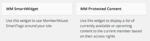 Sell with WP MemberMouse Review   Widgets