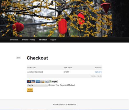 Selz vs Easy Digital Downloads | EDD Checkout